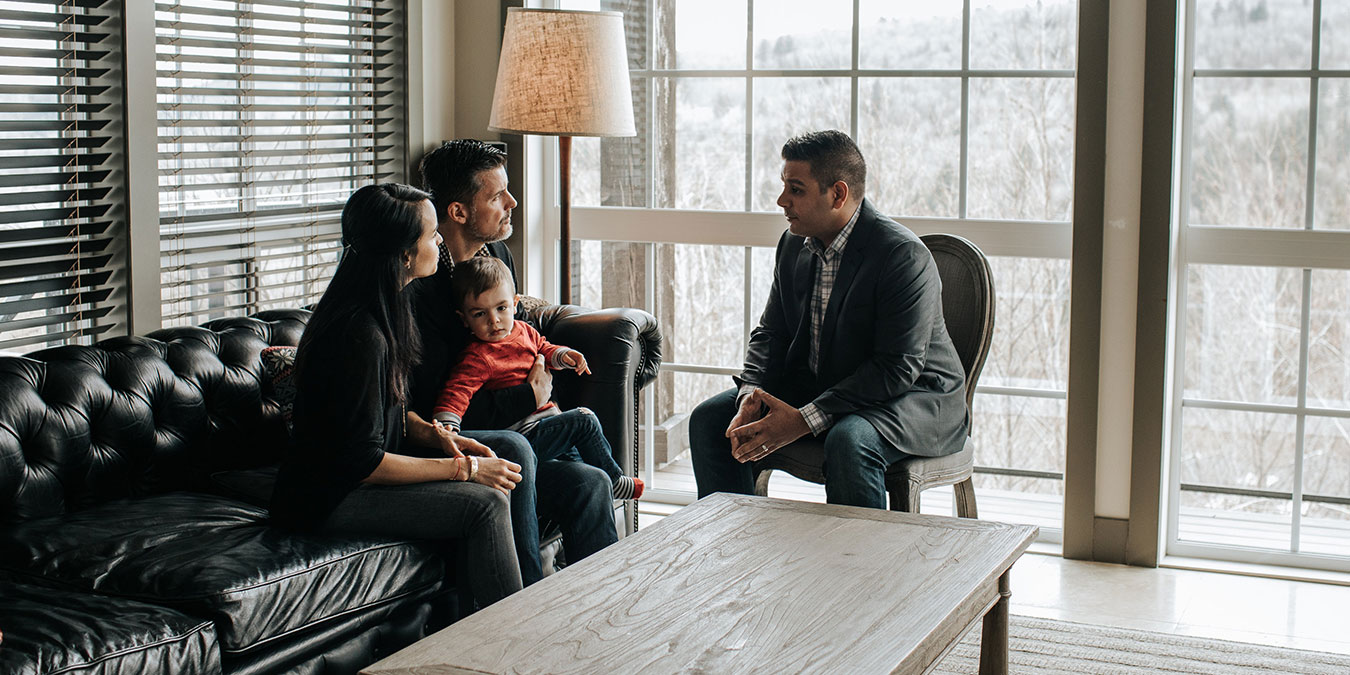 "Ranj is our ""go to"" guy for real estate. His relationships and connections helped us get our dream home that wasn't even for sale! We happily recommend him to our friends and family as we know he always has his client's best interests at heart."