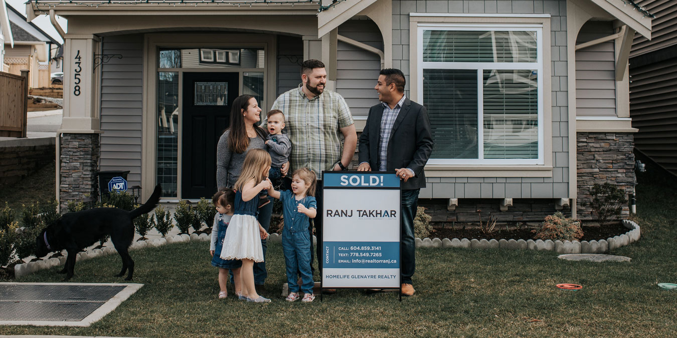 Ranj is very dedicated to helping families with their real estate needs! When working with Ranj we could tell he is extremely passionate about real estate. That's why we always recommend him to our friends and family.